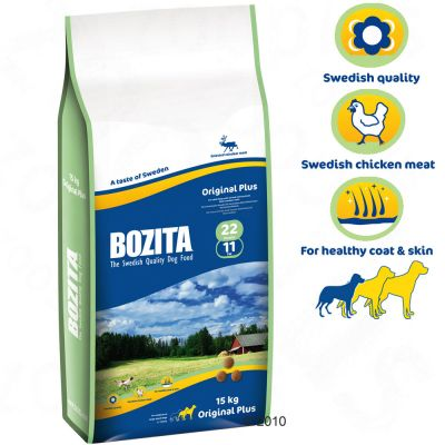 Bozita Original Plus 22/11 – 15 kg