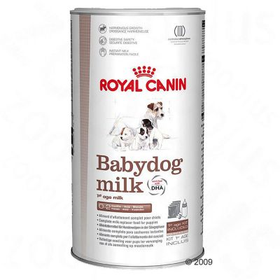 Royal Canin Babydog milk - 5 x 400g