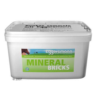 Eggersmann Mineral Bricks à l´ail- 4 kg