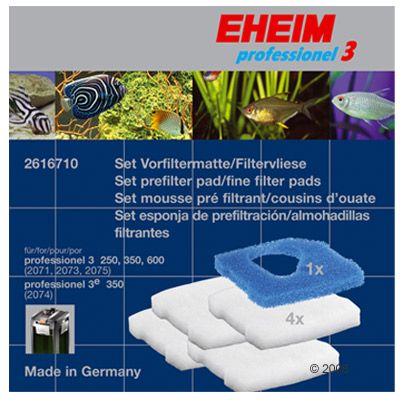Eheim Filter Media Set Professional 3 for 2071, 2073 & 2075 - 2071/2073/ 2075