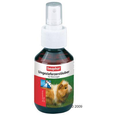 Spray anti-puces et anti-tiques pour rongeur Beaphar - 100 mL