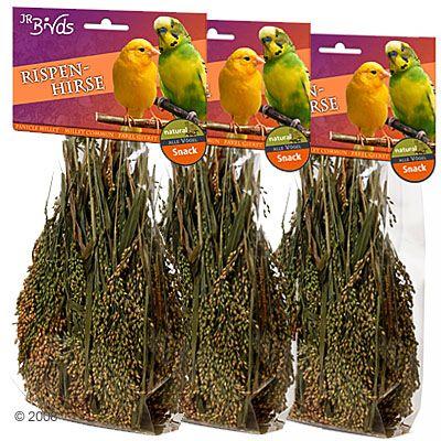 JR Birds au millet- 3 x 100 g