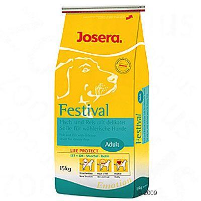Josera Emotion Festival - 15 kg