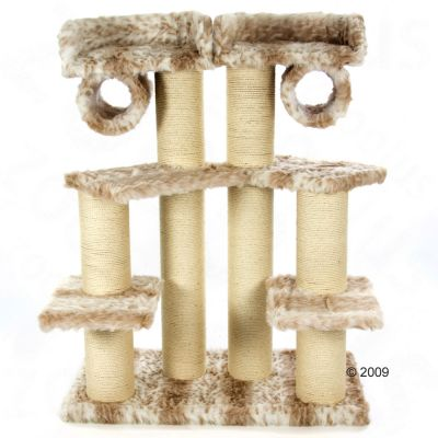 Kuramathi Cat Tree - beige (2 packages*)