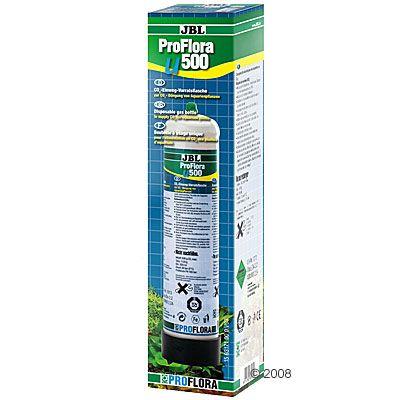 Bouteille à usage unique JBL Pro Flora u 500- 1 bouteille à usage unique u 500