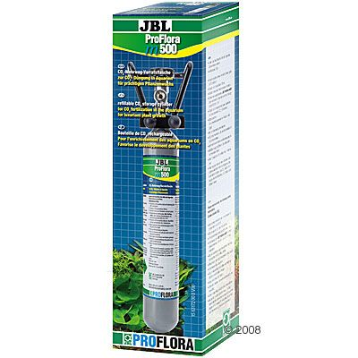 Bouteille réutilisable JBL Pro Flora m500- 1 bouteille réutilisable m 500