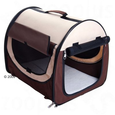 Folding Transport Box Easy Go - 65 x 49 x 50 cm (L x W x H) (Size M)