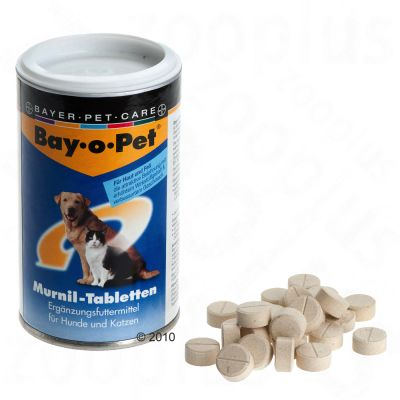Bay-o-pet Murnil Tabletten – 2 x 80 Stueck