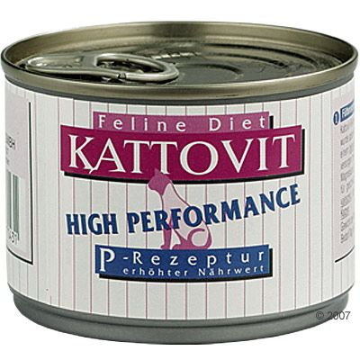 Kattovit High Performance - 6 x 175g