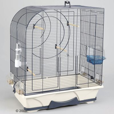 Savic Bird Cage Arte 50 - navy/cream