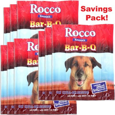 Rocco BBQ Sticks 36 pieces Megapack 36 x 12g Beef
