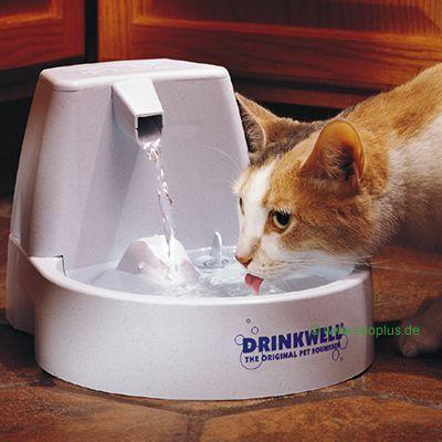 Drinkwell Cat Fountain - Pet Fountain