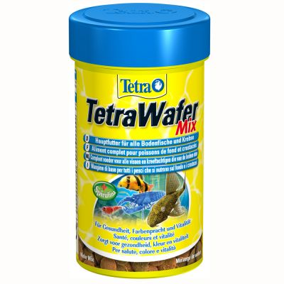 Tetra WaferMix Variety Wafers - 250 ml