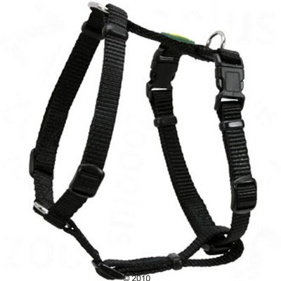 Hunter Vario Rapid Harness - Black - Chest circumference 48-70cm
