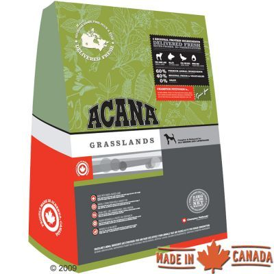 Acana Grasslands Dog Food - Economy Packs 2 x 13.5 kg