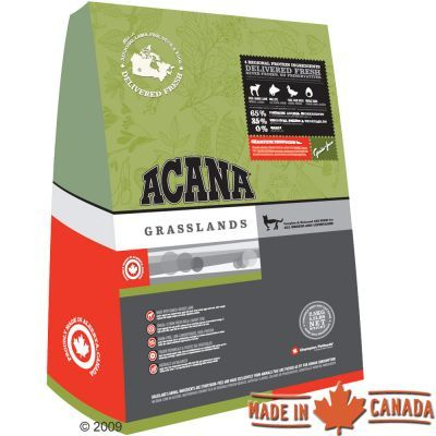 Acana Grasslands Cat Food - 7 kg