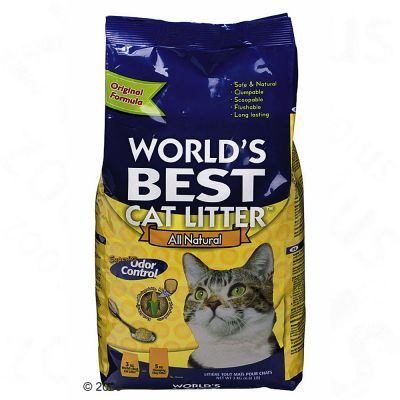 World´s Best Cat Litter Katzenstreu - 7,5 kg