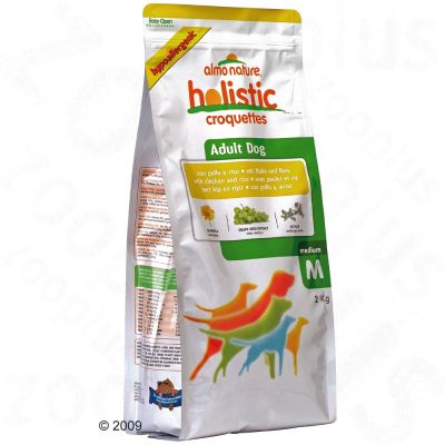 Almo Nature Adult Medium Chicken & Rice - 12 kg