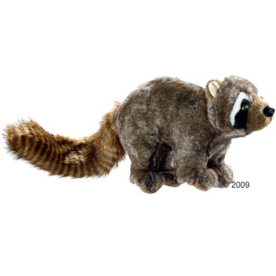 Hunter Wildlife Plush Raccoon - 33 cm