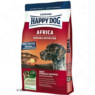 Happy Dog Supreme Africa - Economy pack 2 x 12.5 kg