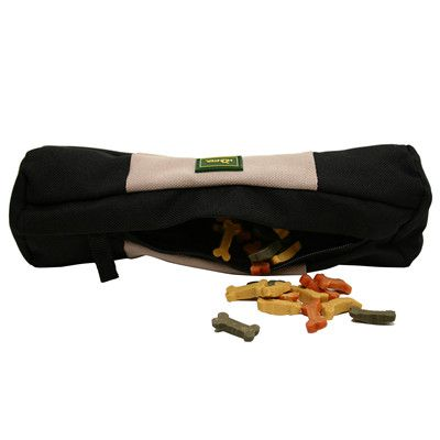 Hunter Trainer Snack Dummy - Black - black/orange, size S