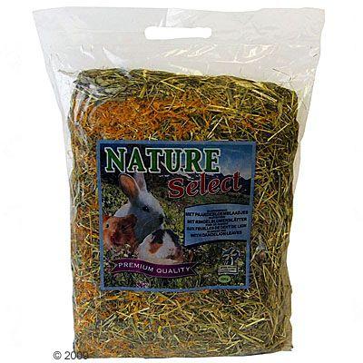 Foin de fleurs pour rongeur Tima Nature select- 2 x 500 g (souci)