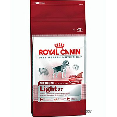 Royal Canin Medium Light 27 Hundefutter - 13 kg