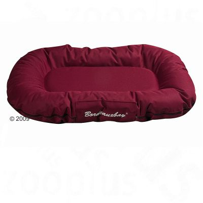 Bordeauxbay Dog Mattress - Red - 100 x 75 x 15 cm (L x W x H)