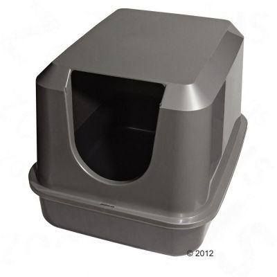 Gimpet Cat Litter Box - Black Star