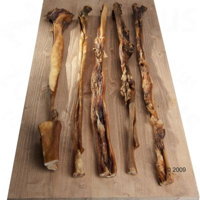 Dried Beef Scalp Extra Long - 5 pieces