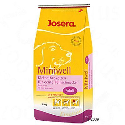 Josera Emotion Miniwell - Economy Pack: 2 x 15 kg