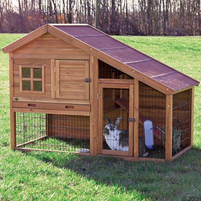 Pet Hutch Trixie Natura Luxury - 151 x 80 x 107 cm (L x W x H)