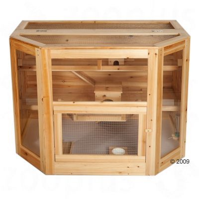 Small Pet Cage Nogales - 120 x 75 x 90 cm (L x W x H) (price includes bulky ship