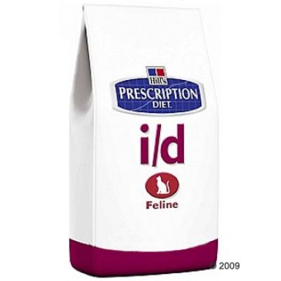 Hill´s Prescription Diet Feline - I/D - 5 kg