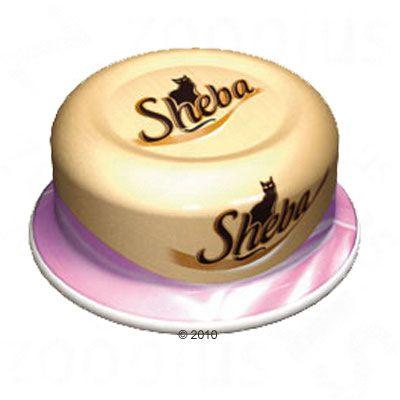 Sheba Dome 6 x 80 g - Paté Duck