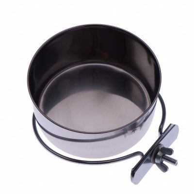 Stainless Steel Bowl with Screw Fitting - 0.28 l, Ø 9 cm