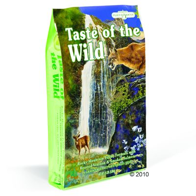 Taste of the Wild - Rocky Mountain Feline - 2,27 kg