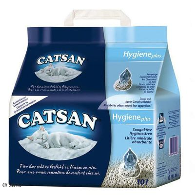 Catsan Hygiene Cat Litter - 10l