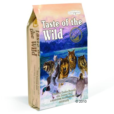 Taste of the Wild – Wetlands Canine – Sparpaket 2 x 13,6 kg