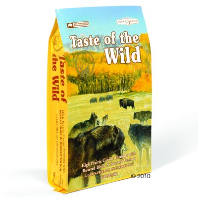 Taste of the Wild – High Prairie Canine – Sparpaket 2 x 13,6 kg