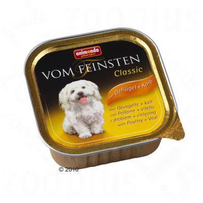 Animonda vom Feinsten Classic 6 x 150 g - Poultry & Veal