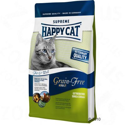Happy Cat Fit & Well Grain-Free Adult - 1 kg