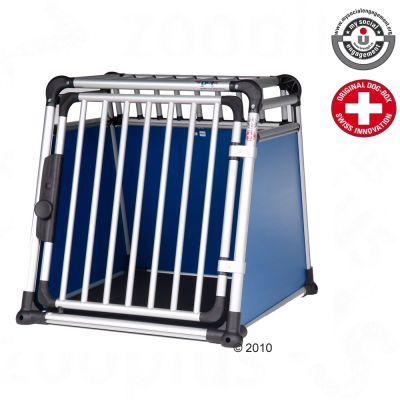 Cage de transport pour chien 4pets Jack Dalton- L 73,5 x l 68 x H 68,6 cm (taille S)