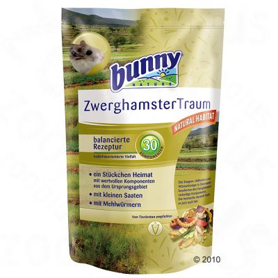 Bunny Dwarf HamsterDream - 600 g
