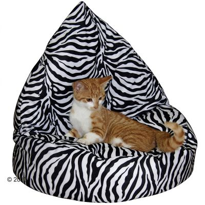 Cat Bean Bag Ashley - 50 x 40 x 40 cm (L x W x H)