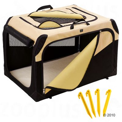 Hunter Transport Box Outdoor - Size L; 91 x 61 x 58 cm