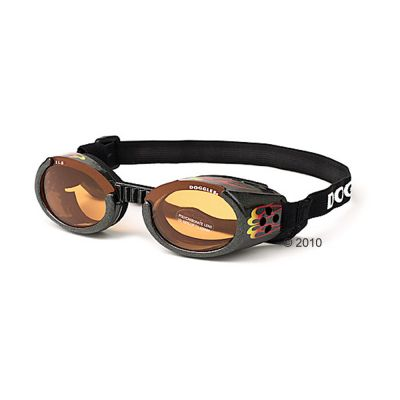 Doggles Dog Goggles Racing Flame - over 45 kg