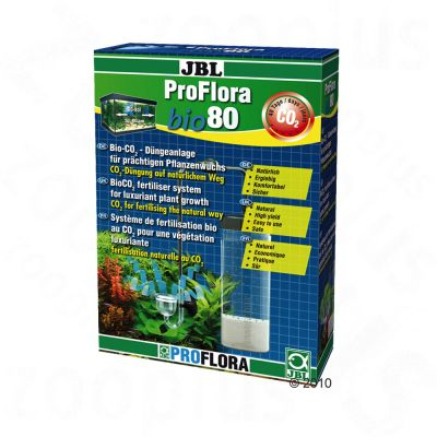 JBL ProFlora bio80 - up to 80 litres, with mini CO2 diffusor