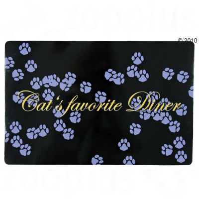 Trixie Placemat - Cat's Favourite Diner - 44 × 28cm (L x W)