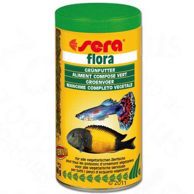 Sera Flora Flake Food - 250 ml
